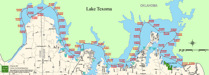 Oklahoma lake texoma fishing license for Oklahoma fishing license age